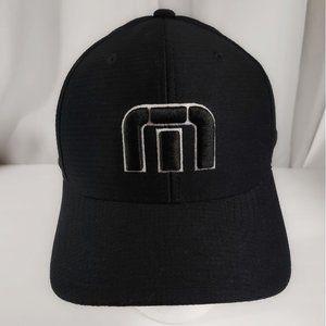 Travis Mathew Golf Hat, Fitted, M graphic
